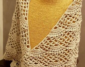 Shawl, cotton Wrap