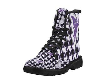 StoothDrip Boots PURPLE