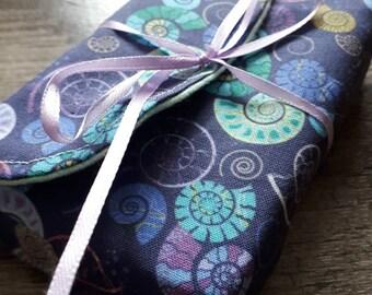 Ammonite Tarot Deck Bag