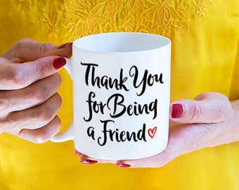 Golden Girls, Thank You for Being a Friend mug (M817-rts)