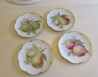 GERMANY FRUIT PLATES