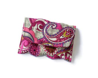 Essential Oil Clutch~Essential Oil Bag~Oil Holder~Doterra ~Young Living~Rollerball~5ml~10ml~15ml