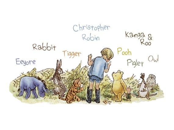 winnie the pooh owl classic wwwpixsharkcom images