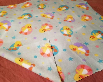 Ducky Swaddle Blanket