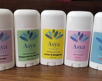 Natural deodorant ( Lavedner)