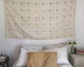House Print Fabric