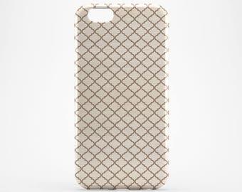 Beige Texture iPhone 6 iPhone 7 Case iPhone 4-5 Art Galaxy Case iPhone 6 Plus Xperia Case iPhone 7 Plus Fashion iPhone SE, Style iPhone Case