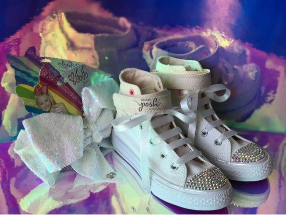 jojo siwa converse shoes 2b7caf7f3