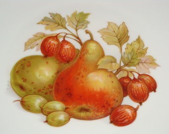 Bareuther Waldsassen 172 Fruit Luncheon Plates (Select 1 or both)!