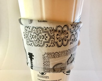 Barbershop Cup Sleeve