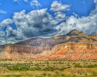 Ghost Ranch Photo Print