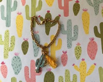 Bracelet Saguaro Cactus