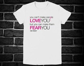 Klatsch Mädchen Serie Ventilator T Shirt Kleidung Gossip Girl Geschenk Blair  Waldorf Hemd Sie Menschen