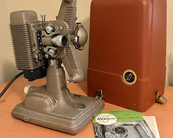 Vintage, Revere 85, 8 mm, Movie Projector