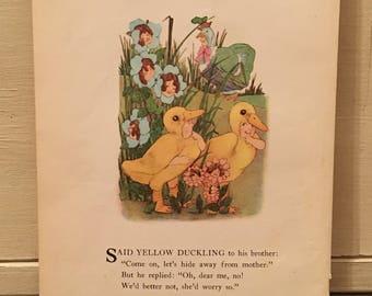 Vintage Book Illustrations