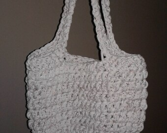 Youth Crochet Beach Bag