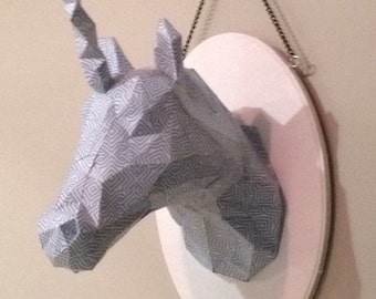 Unicorn Head mount