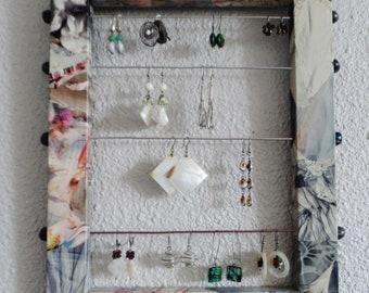 Wall Organizer for earrings