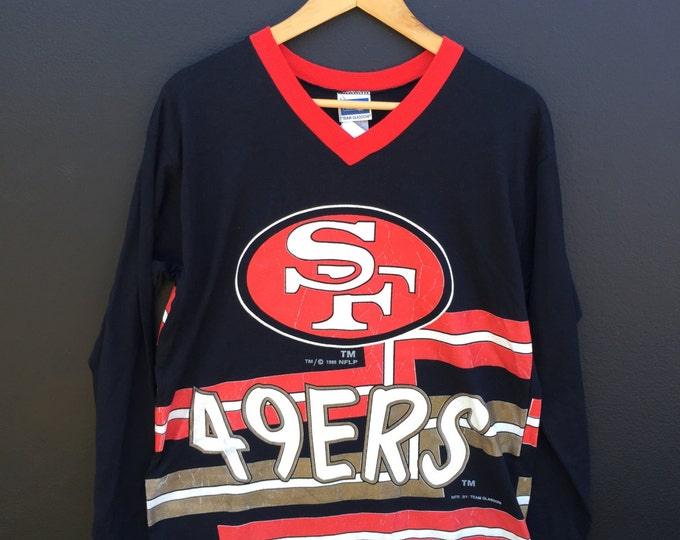 San Francisco 49ers 1995 Vintage Longsleeve