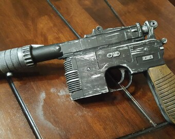 DL44 Han Solo 3D Printed Blaster