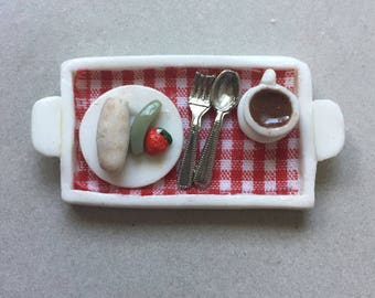 Miniature Breakfast Tray