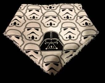 Star Wars Stormtrooper Bandana Bib