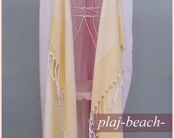 Pestemal Pareo SUN/FREE SHIPPING/100% cotton/Swimsuit Cover Ups / Beach Wrap / Pareo Wrap / TravelPareo Beach / Gift for Her / Scarf