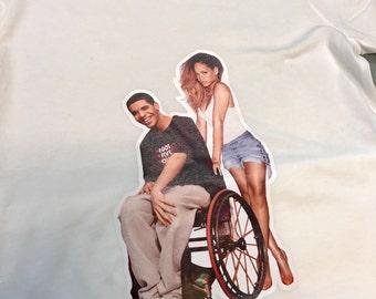 Drake and Rihanna T-shirt