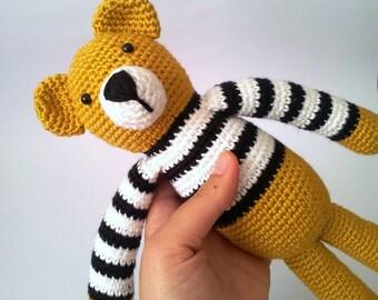 christmas gift for kids, Bear toy,  Amigurumi toy, sleeping friend,nursery decoration,bear plush,babyshower ,birthday gift for babies,soft