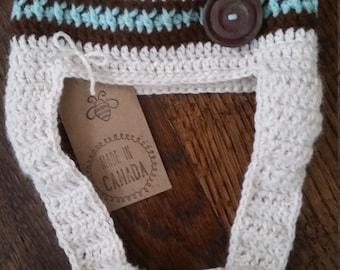 Alpac Fleece Baby Hat