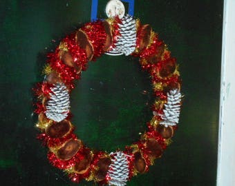 "19"" Christmas Wreath"
