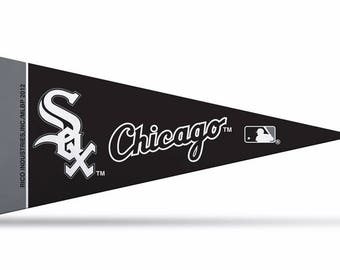 "Chicago White Sox MLB Mini Pennant, 4"" x 9"""