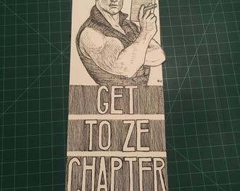 Get to ze Chapter Bookmarks