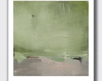 8x10 Abstract Landscape Print, 8x10 11x14 Print, Beachy Coastal Wall Decor, Beach Art, Abstract Seascape, Harbor, Beach Cottage,Coastal Home