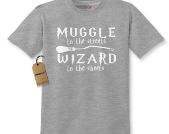 Muggle In The Streets Kids T-shirt