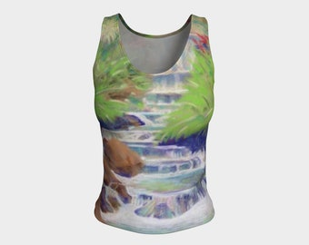 Paradise fitted Tank