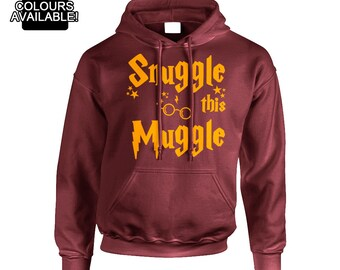 Harry Potter Hoody   Jumper   Hoodie   Muggle