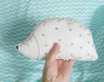 MiniCoccola a forma di Riccio-Stuffed hedgehog animals-cotton hedgehog toy-Baby gift box-gift for baby girl or baby boy-hedgehog plush