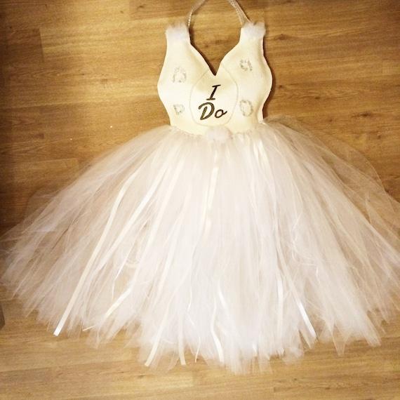 Wedding Dress Door Hanger Bridal Shower Decor Bride and