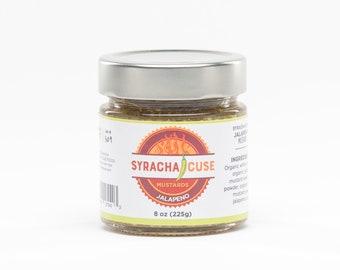 SYRACHA'CUSE Jalapeno Mustard