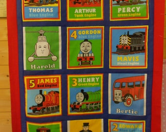 Thomas the Tank Engine Quilt/Blanket