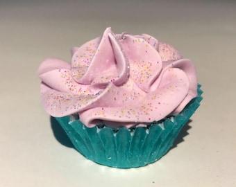 Magical Mermaid Mini Cupcake Bath Bomb