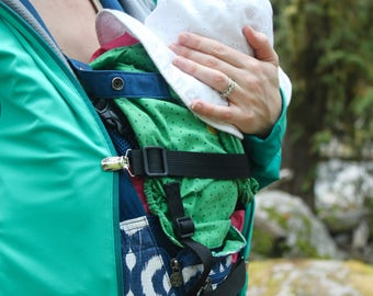Baby Carrier Coat Extender