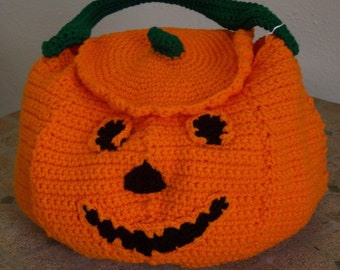 4012 Halloween Pumpkin Bag