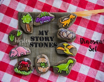 Story Stones Dinosaur Set