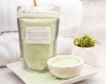 Father's Day Gift - Muscle Soak - Bath Salts - Bath Soak - Detox Bath - Spa Gift For Her - Aromatherapy Salts