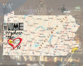 Pittsburgh...Home is where the heart is!
