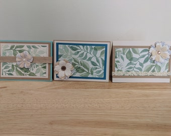 Botanical Collection | Set of 3 | Greeting Cards
