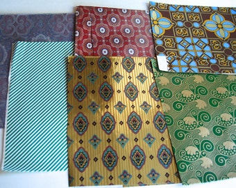 Vintage Collection of Gift Wrap