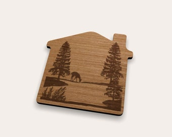 Forest 262-447 Coaster (Set of 4)